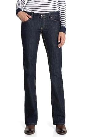 edc by ESPRIT Jeans Boot Cut Femme - Bleu - Blau (938 rinse denim) - FR : 27W/34L (Taille Fabricant : 27/34)