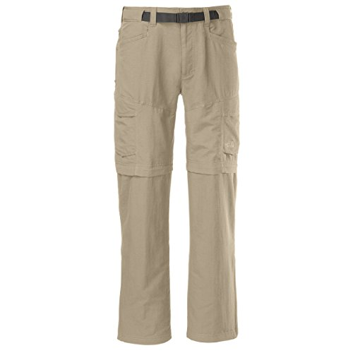 The North Face 611A4J0 Paramount Peak II Convertible Pants for Men, Dune Beige - Regular - XL (North Face Paramount Peak 2 Pants compare prices)