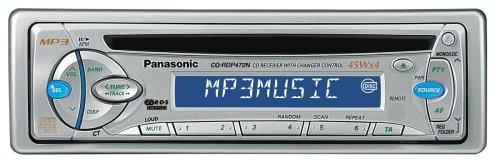 Panasonic CQ-RDP472N Autoradio