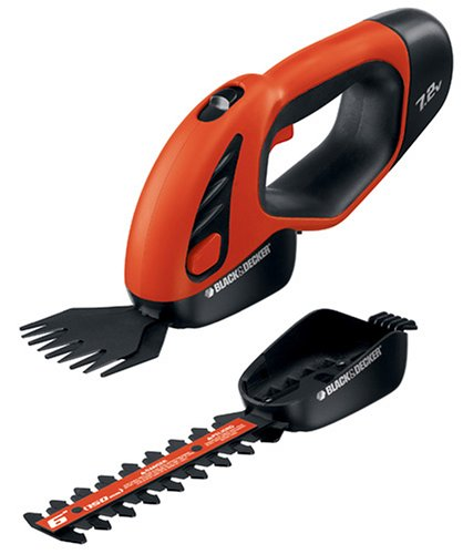 Sale!! Black & Decker SSC1000 7.2-Volt Interchangeable Cordless Electric Shear/Shrubber
