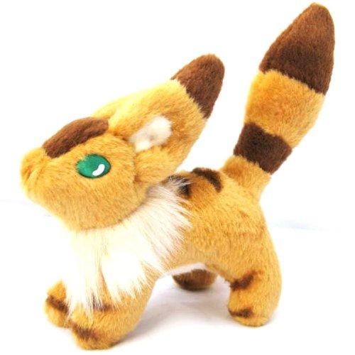 "Studio Ghibli Laputa Nausicaa Teto Fox Squirrel 9"" Plush Toy - 1"