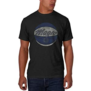 NBA Orlando Magic Scrum Basic Tee, Charcoal by