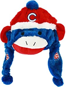 MLB Chicago Cubs Monkey Hat by Forever Collectibles