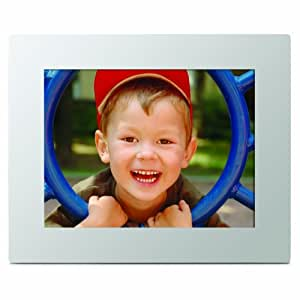 View Sonic VFD826-70 8-Inch Digital Picture Frame (White)