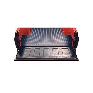 "Tailgate Mat/Protector For Chevrolet ~ Colorado ~ 2004-2010 ~ Black ~ Mat measures 52.00"" x 17.75"""