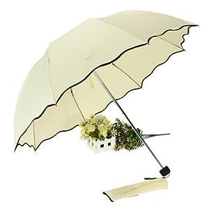 parapluie parasol ombrelle multi couleurs princesse femme d me anti vent pliant jardin. Black Bedroom Furniture Sets. Home Design Ideas