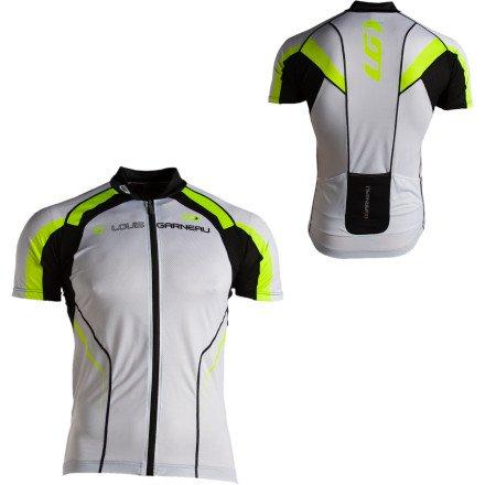 Buy Low Price Louis Garneau Men's Pro Carbon Ets Cycling Jersey (B003PGQ42E)
