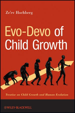 Evo-Devo Of Child Growth: Treatise On Child Growth And Human Evolution front-995574