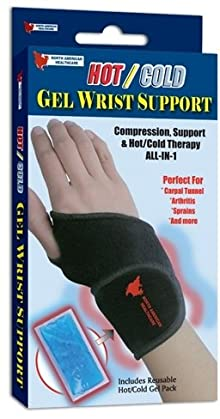 Nah Hot/Cold Gel Wrist Support (Pack Of 96)