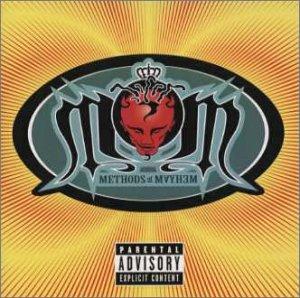 Methods of Mayhem(CD Extra)