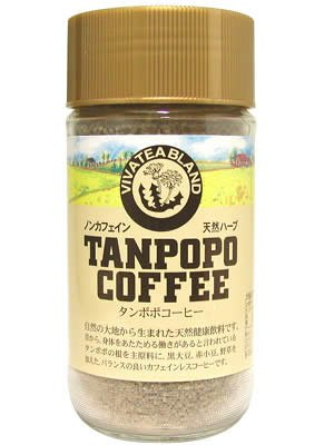 ノンカフェイン タンポポコーヒー 290g