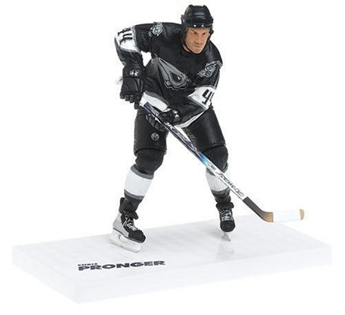"McFarlane Toys 6"" NHL Series 12 - Chris Pronger - Black Jersey - 1"