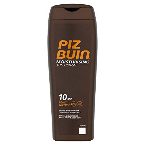 Piz Buin - Protezione Solare Bassa SPF 10, 200 ml