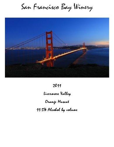 2011 San Francisco Bay Winery Orange Muscat 750 Ml