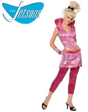 New Adult Women's Small 6-10 Sexy Judy Jetson Costume