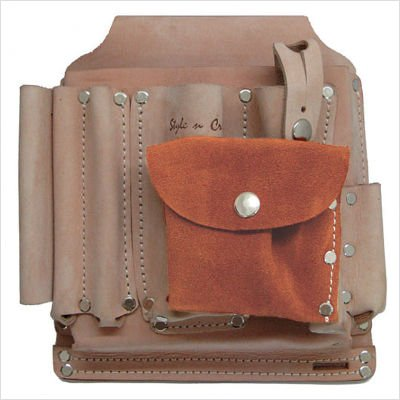 Style N Craft 94-600 9 Pocket Surveyor'S Tool Pouch front-445151