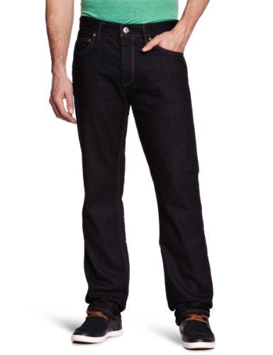 Le Breve Brandon Straight Men's Jeans Dark Wash W34 INxL32 IN
