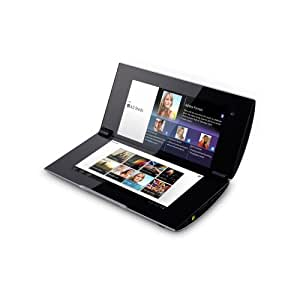 Sony SGPT212DE 13,9 cm (5,5 Zoll) Tablet-PC (NVIDIA Tegra2, 1GHz, 1GB RAM, 4GB Flash Speicher, WLAN, HSUPA, Android 3.1) schwarz/silber
