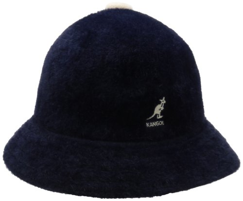 Kangol Men's Shavora Casual, Navy, Small