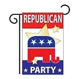 Republican Party Garden Flag