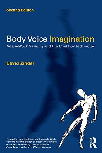 Body Voice Imagination: ImageWork Training and the Chekhov Technique