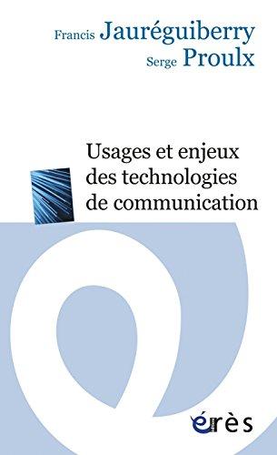 Usages et enjeux des technologies de communication