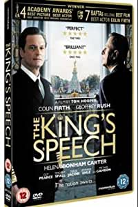 The King's Speech + DVD Exclusive Extras (The Making + Audio Commentaries + Original Speeches) [DVD]