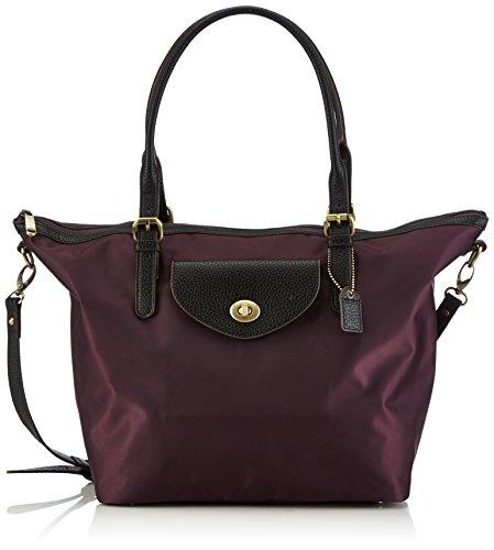 Clarks Milli Betty 261041960, Borsa a tracolla Donna, Viola (Violett (Purple)), 50x51x16 cm (L x A x P)
