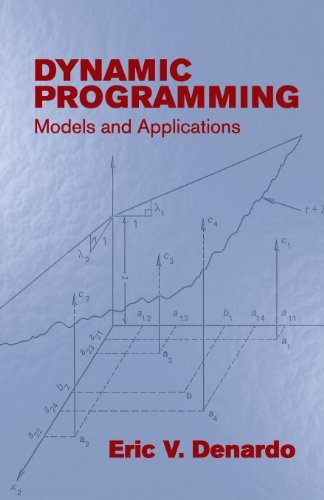 Dynamic Programming: Models and Applications (Dover Books...