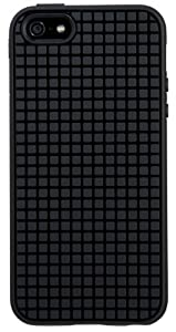 Speck PixelSkin HD Clip-On Case Cover for iPhone 5/5S - Black (discontinued by manufacturer)