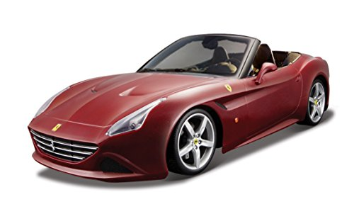 Bburago 18-26011 - Ferrari California T Modellino, Open Top, Scala 1:24