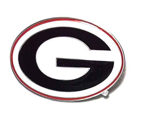Georgia Bulldogs Buckle, NCAA Collegiate Buckle
