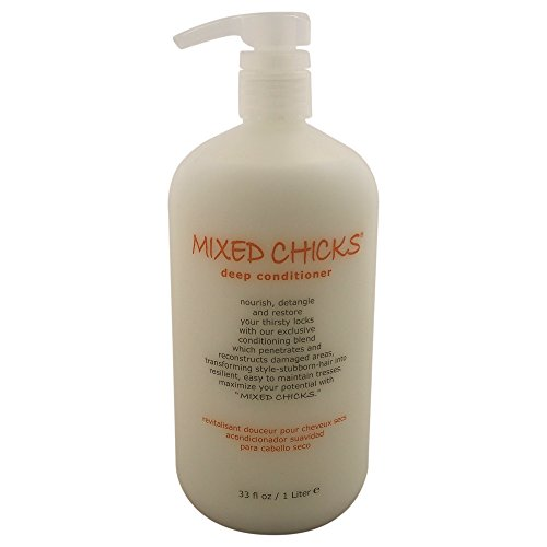 Mixed Chicks Deep Conditioner, 33 Ounce (Mixed Chick Hair compare prices)