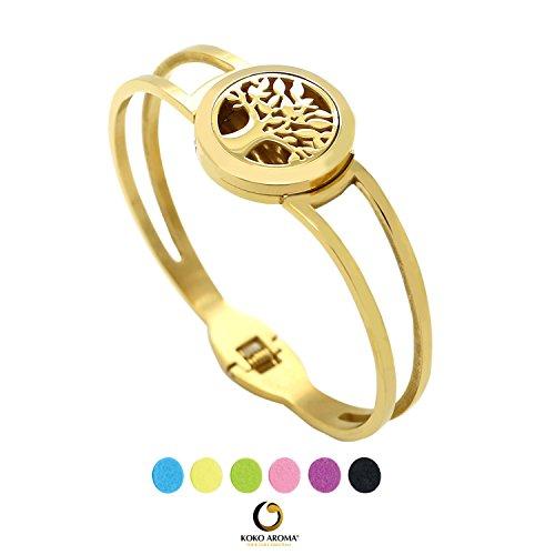 koko-aroma-premium-diffuser-bracelet-locket-stainless-steel-25mm-30mm-essential-oil-aromatherapy-ban