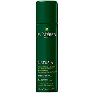 rene furterer naturia dry shampoo with absorbant argilla cleanses hair without. Black Bedroom Furniture Sets. Home Design Ideas