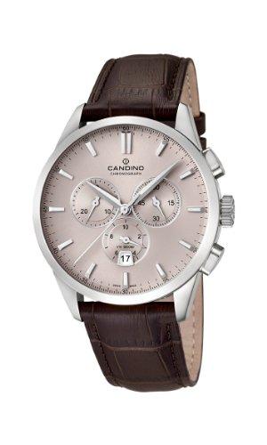 178dadb97cc6 Candino C4517 1 - Reloj cronógrafo de cuarzo para hombre