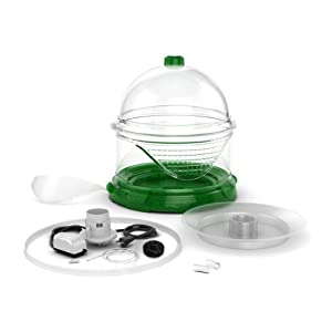 BioBubble Premium Plus Convertible Habitat, Emerald Green