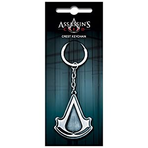 Assassins Creed Crest Key Ring (Electronic Games)