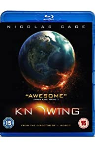 Knowing [Blu-ray] [2009]
