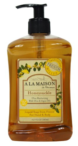 A la maison liquid soap honeysuckle 16 9 fluid ounce for A la maison liquid soap