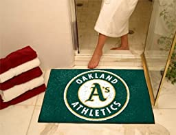 Exclusive By FANMATS MLB - Oakland Athletics All-Star Rug