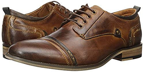08. Steve Madden Men's Jamyson Oxford