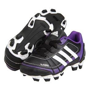 dfc41f08e4f0 Cheap adidas Ezeiro II TRX FG Soccer Cleat (Toddler/Little Kid/Big Kid),Black/White/Sharp  Purple,3 M US Little Kid Sale