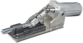 DE STA CO 830 Pneumatic Straight Line Action Power Clamp with Flange Mount