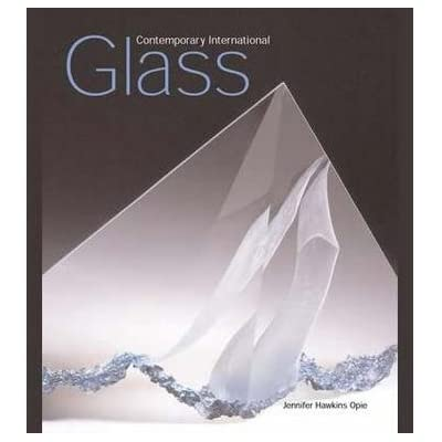 Contemporary International Glass (Hardback)