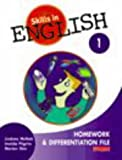 Skills in English: Homework and Differentiation File Bk. 1 (0435193309) by McNab, Lindsay