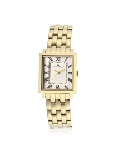 Lucien Piccard Women's 10502-YG-22 Bianco Gold Stainless Steel Watch