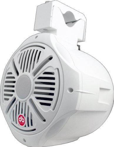 DBドライブ 水陸20cmプロオーディオマリンタワースピーカーシステム、2セット(ホワイト、型番:APT8.0PROW) U-0498 G-HOUSEオリジナルグッズ付