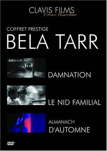 Coffret Béla Tarr : Damnation + Le nid familial + Almanach d'automne