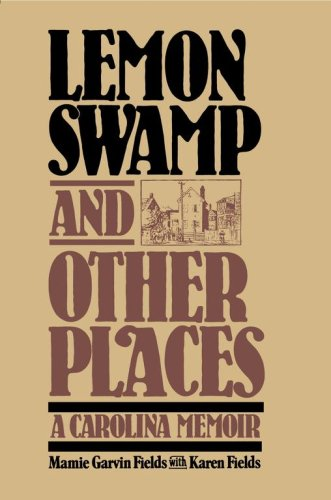 Image for Lemon Swamp and Other Places: A Carolina Memoir